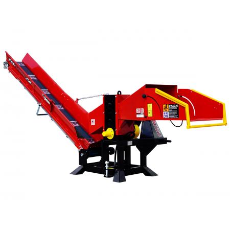 Rębak WOM Model R-100 + Taśmociąg 2,3m