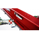 Model RPE-120 (11 kW) + Taśmociąg 2,3m + Podwozie do transportu ręcznego