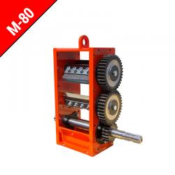 Řezací mechanismus - Model M-80 (průměr větve 7 cm)