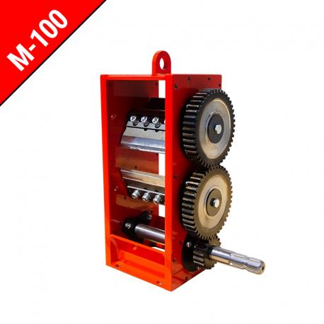 Řezací mechanismus  -Model M-100 (průměr větve 9cm)